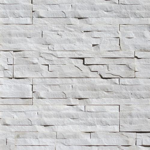 Tecnopietra pietra ricostruita per rivestimenti interni for Mattoncini da esterno