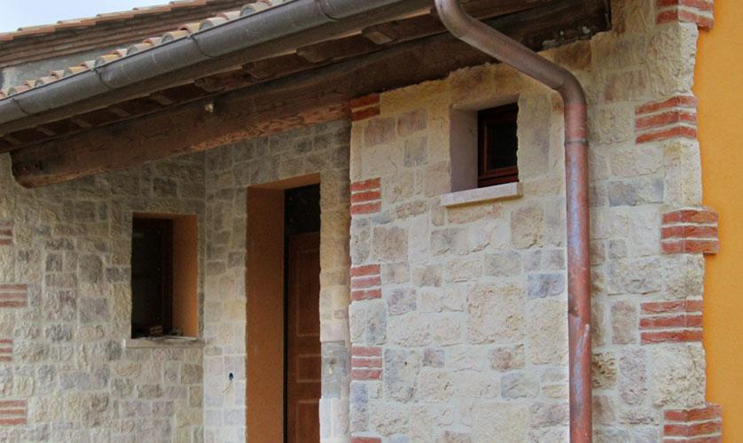 Mattoni rivestimento interno tutte le immagini per la for Rivestimento in mattoni per case